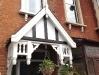 Period Front Door Canopy Design