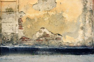 damage to a foundation of a house