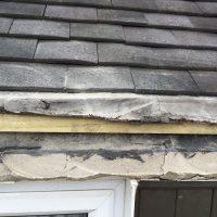 Installing timber battens for fascias