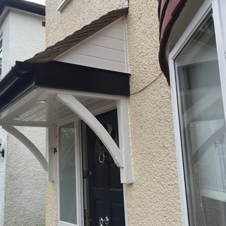 Door Canopy Installation Barnet