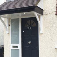 Front door canopies in Barnet