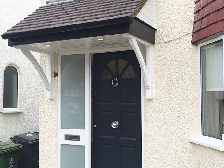 Door Canopy Installation In Barnet North London