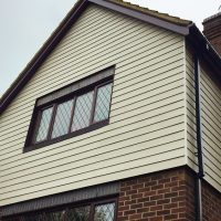 James Hardie cladding north london