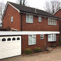 Soffits fascias and bargeboards replaced in Barnet