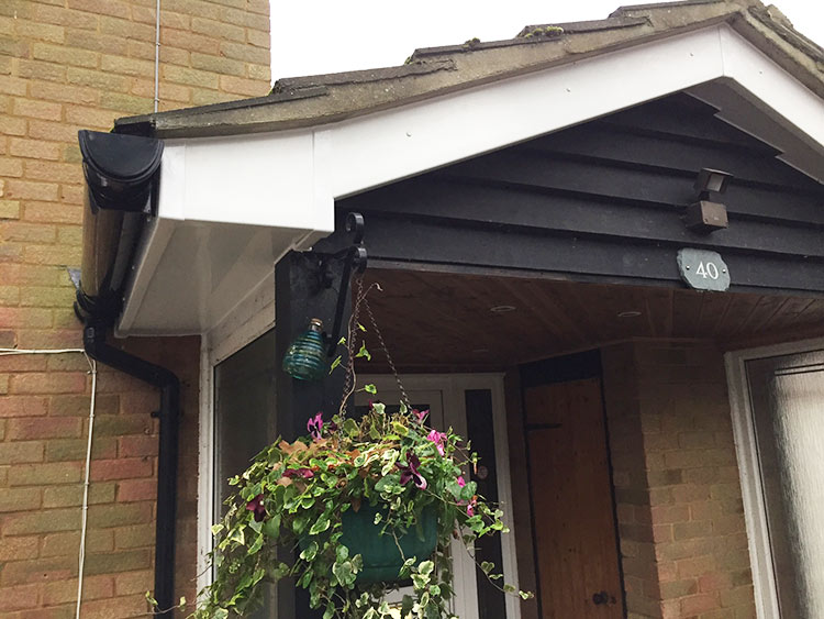 Soffits Fascias Bargeboards And Guttering In Harpenden