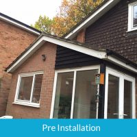 Replacement soffits and fascias installation Harpenden