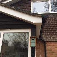 Soffits fascias bargeboards and guttering installation