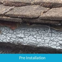 Concrete gutter replacement in Epping