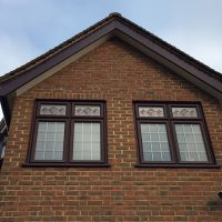 New soffits and fascias installed in Woodford