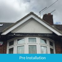 Replacement soffits and fascias in Potters Bar