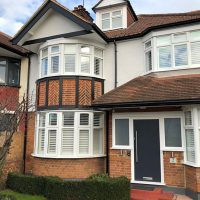 Replacement soffits, fascias and bargeboards in Willesden