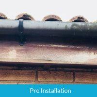 Pre installation of fascias in St Albans