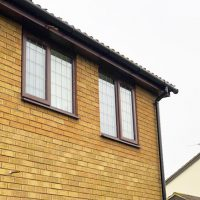 New soffits and fascias