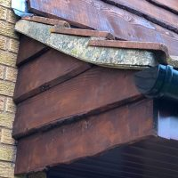 New waney edge fascias