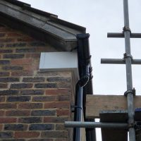Concrete guttering replacement