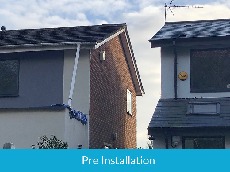 Fascias Soffits Bargeboards And Guttering Installation