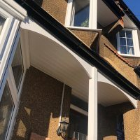 Replacement of soffits and fascias