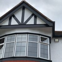 New fascias installation in Southgate