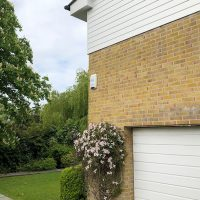 Fascia board installation in Essex