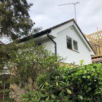 Fascias and bargeboard replacement