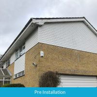New soffits and fascias installed in Chigwell