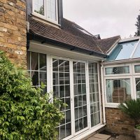 Soffit and fascia installation in Hadley Wood