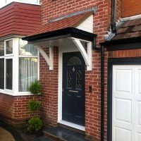 Door canopies in Essex