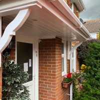 Door canopies in Aylesbury