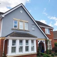 Soffits and fascias in Bushey, Hertfordshire