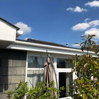 Replacement guttering in Chelsea