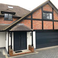Fascia soffits and bargeboards installation in Rickmansworth