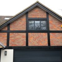 Replacement bargeboards installation in Hertfordshire