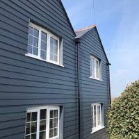 Cladding installation in Dover, Kent
